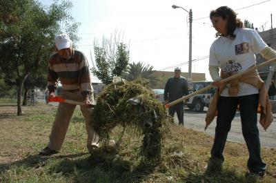 El Ayuntamiento de Ecatepec limpió y remozó la avenida Valle del Don