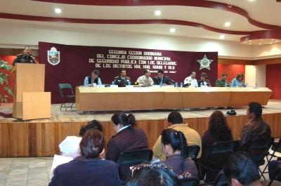 El operativo Doble Muro un éxito, informó el Director de Seguridad Pública y Tránsito Municipal de Ecatepec, Gerardo Hernández López