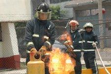 Protección Civil y Bomberos atiende mensualmente 150 fugas de gas doméstico; Realiza simulacros de prevención en comunidades