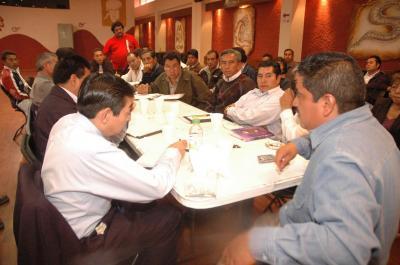 La  CNOP de Ecatepec da su brazo a torcer; acepta el reordenamiento municipal del comercio
