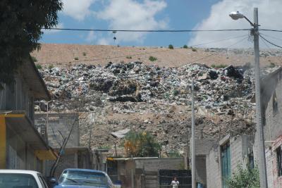Le salió barato a la empresa  ASIAMEX la contaminación de lixiviados en el basurero municipal; sólo la multaron con 45 mil 810 pesos