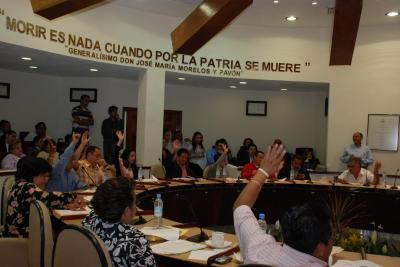 El Cabildo analizará el informe de gobierno de Gutiérrez Cureño y llamó a comparecer a los directores de área