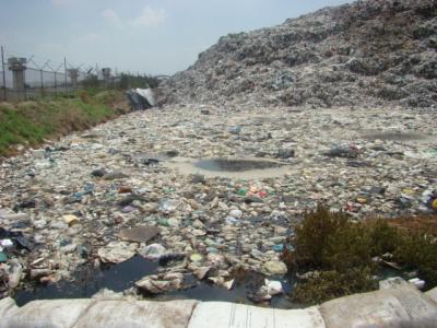 La PROFEPA comprueba que se viola la ley ambiental en el basurero municipal