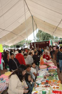 Un éxito la Primera Feria de Mujeres Emprendedoras