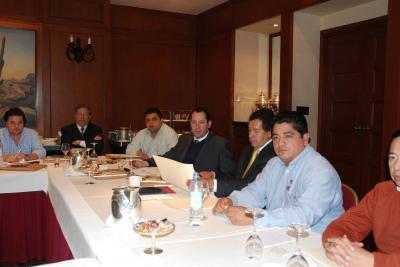 Gutiérrez Cureño pide apoyo al Congreso mexiquense para que Peña Nieto cumpla con sus compromisos pendientes con Ecatepec