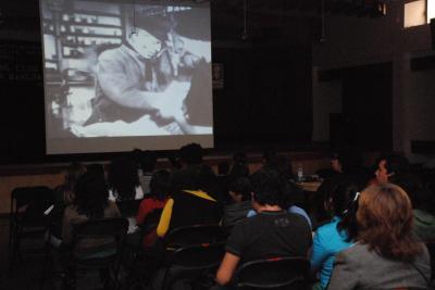 Regresa el cine al palacio municipal. Se abrirán 15 cine clubes en todo Ecatepec.