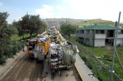 Siguen los problemas en el basurero municipal; ahora cerró dos días. La concesionaria no da una