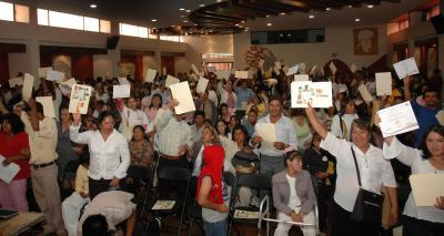"""El programa """"Yo si puedo"""" va lento; desde abril apenas lleva 538 alfabetizados con 108 facilitadores"""