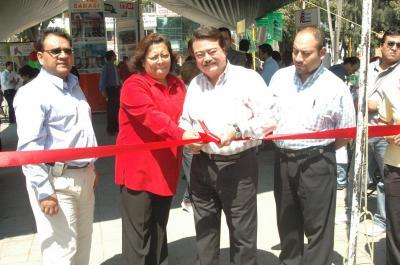 Se realizó la Feria de Vivienda Ecatepec 2007; INFONAVIT otorgará 43 mil créditos en el Estado de México