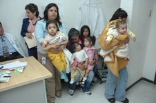 60 por ciento de los niños de la Casa Hogar de Ecatepec provienen de familias que los maltrataban o descuidaban totalmente