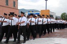 Con los últimos egresados de la Academia de Policía, Ecatepec ya está en condiciones numéricas parea enfrentar a la delincuencia