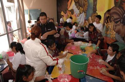 Visita el Centro Interactivo de Ecatepec y aprende Ecología.