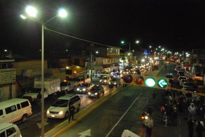 """Se rehabilita el alumbrado público de """"puntos oscuros"""" que ponen en riesgo la seguridad de los vecinos"""