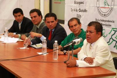 Arranca en Ecatepec el Serial Deportivo Compromiso Estado de México 2009