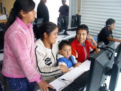 En el RIA hay clases de inglés con costos accesibles para toda la familia