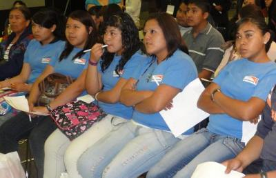 Redes de Niñas, Niños y Adolescentes buscan contribuir a la transformación de América Latina y el Caribe
