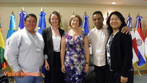 Priorizar los derechos de la Niñez y adolescencia demandó Visión Mundial a la OEA