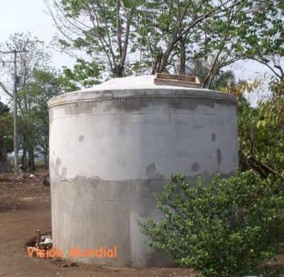 Agua potable para niñas y niños de la huasteca potosina
