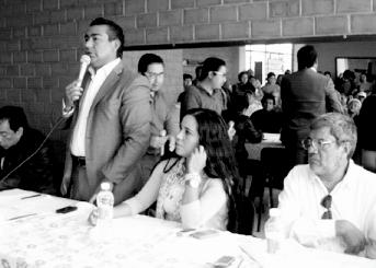 La inseguridad pública en Ecatepec ha despuntado alarmantemente, señala Octavio Martínez