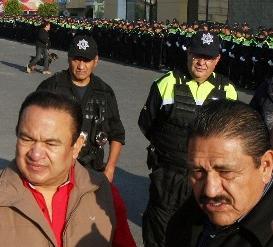 Si el alcalde de Ecatepec, Pablo Bedolla esta involucrado con el jefe policiaco destituido, debe renunciar, demanda el diputado Octavio Martínez Vargas