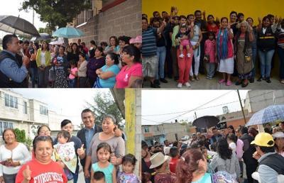 Pavimentación urgente, combate a la inseguridad, alumbrado público, atención a los adultos mayores y grupos vulnerables, compromisos de Octavio Martínez