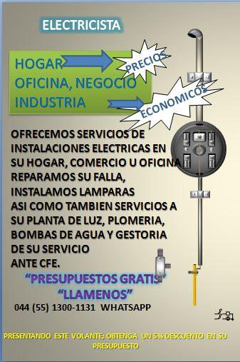 ELECTRICISTA PROFESIONAL KIT CFE GESTOR