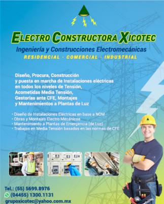 ELECTRO CONSTRUCTORA