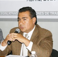 Diputado Octavio Martínez Vargas